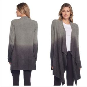 Barefoot Dreams cozy chic lite ombré waterfall